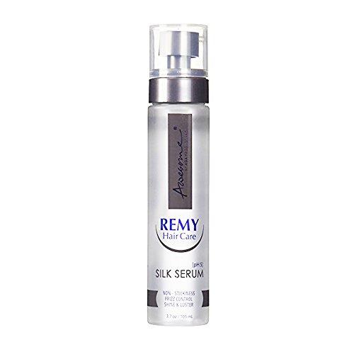 Awesome Remy Hair Silk Serum - pH 5, Hair Treatment, Best Hair Treatment for Damaged Hair, Human Hair Vitamins, Hair Serum, Non-Stickiness, Frizz Control, Extra Shine, 3.7 Oz