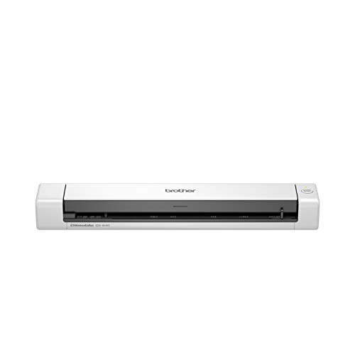 Brother DS-640 Scanner Mobile | A4 | Alimentation USB |15...