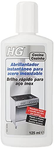 HG 482012130 - Abrillantador instantáneo acero inoxidable (envase de 125