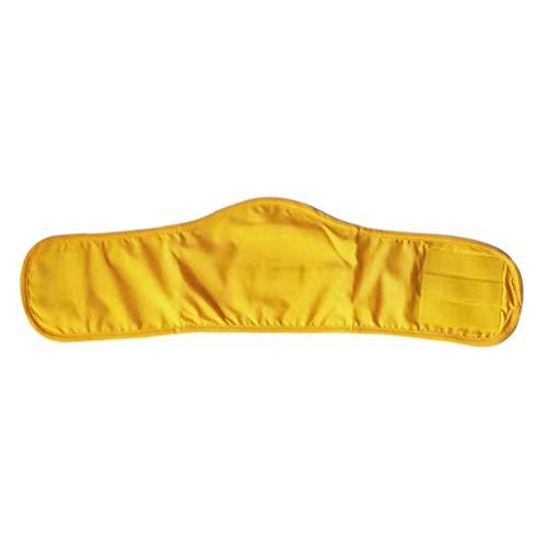Wanyudz Pañales para Perros, pañales, súper absorbentes, suaves, lavables, reutilizables, bragas, envolturas para Mujeres