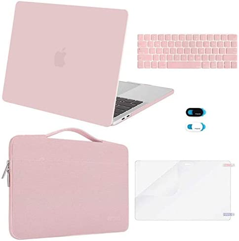 MOSISO MacBook Pro 15 inch Case 2019 2018 2017 2016 Release A1990 A1707 Plastic Hard Shell Case product image
