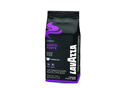 6 KG ( 6 X 1 Kg ) CAFFE GRANI LAVAZZA GUSTO FORTE 1 Kg 1000 GRAMMI LINEA VENDING DISTRIBUTORI AUTOMATICI GROUND COFFEE BEANS