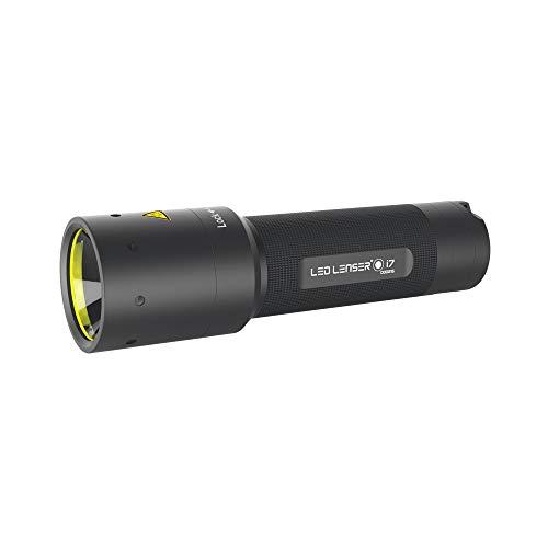 LED Lenser - i7 Industrial Flashlight, Black