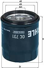 MAHLE OC 731 Engine Oil Filter