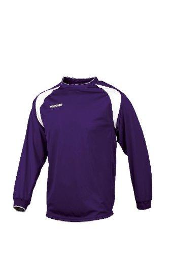 """Prostar Kids Dynamo - Camiseta Infantil, tamaño 28-30"""", Color Morado/Blanco"""