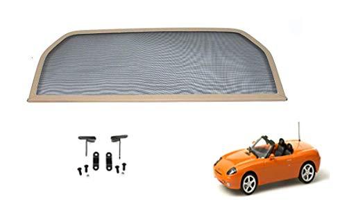 Deflettore aria per Fiat Barchetta   1995-2005   Paravento per decappottabili   Frangivento