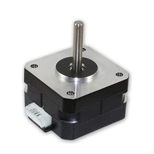 LDO Nema 17 SLIM POWER 0.9 Pancake Motor LDO-42STH25-1404MAC