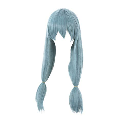 Anime Jujutsu Kaisen Cosplay Wigs Heat Resistant Role Play Hairs for Halloween Christmas Carnival Party, Mahito