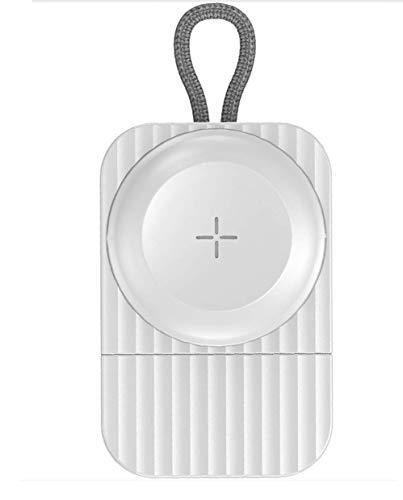 Apple Watch ワイヤレス充電器 アップルウォッチ 磁気充電器 マグネット式 キーホルダー式 充電器 コンパクト 携帯 USB Apple Watch Series 5 / 4 / 3 / 2 / 1対応
