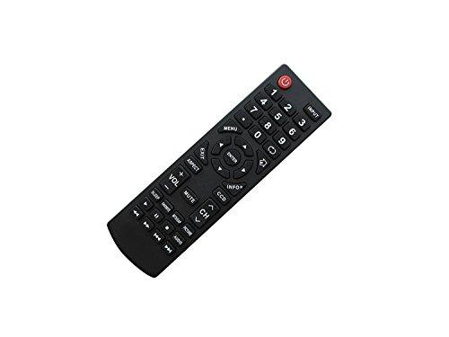 General Remote Control Fit for DX-32L230A12 DX-32L130A10 DX-24L200A12 DX-22L150A11 DX-32L100A13 for Dynex LCD LED HDTV TV