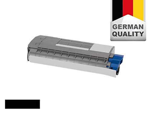 Toner für Oki C-712 - Black/Schwarz (ersetzt Oki 46507616)