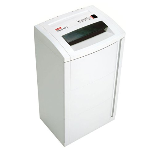 Buy HSM Classic 125.2 - High Security P-7 Cross-Cut Shredder; shreds up to 7 sheets; 20-gallon capac...