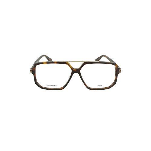 Marc Jacobs Brille (MARC-417 086) Acetate Kunststoff havana dunkel - gold