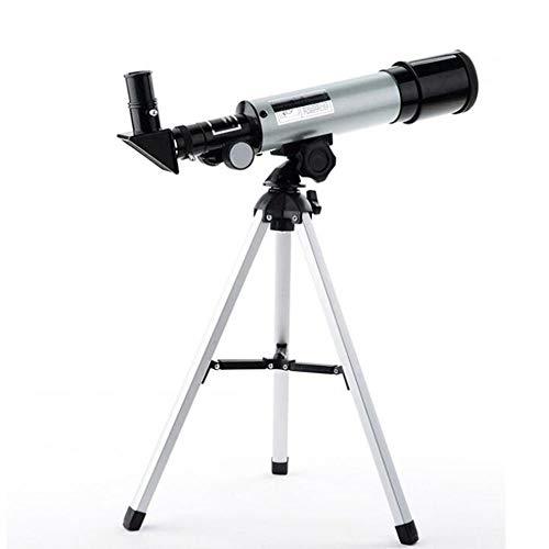 Astronomische telescoop, beginnende enkele cilinder statief telescoop, begeleiden kind leren Astronomische Geografie opgroeien Refracting Mirror