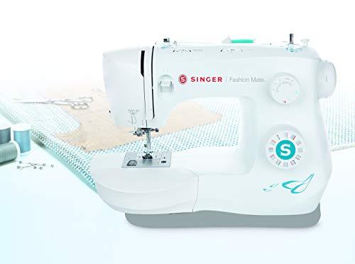 Máquina de Costura Mecânica, Fashion Mate 3342, 220v, Singer