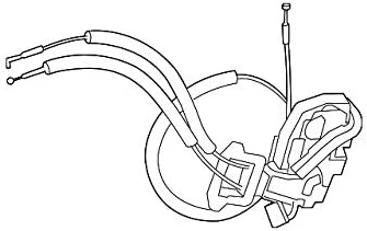 Nissan 80501-ZY80A Atlanta Mall Door Motor Actuator Lock Max 84% OFF