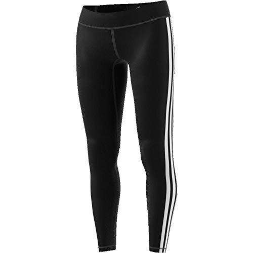 adidas Damen BT RR SOLID 3S Tights, Black, S