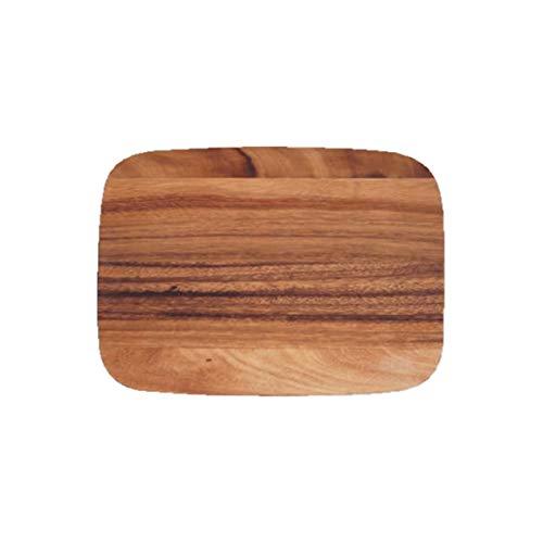 こちらはグリラー専用のウッドボードです。アカシアのナチュラルな木目が、おもてなしのテーブルに温もりを演出してくれそう。小さめのオーブン皿なら、数個乗せられますね。