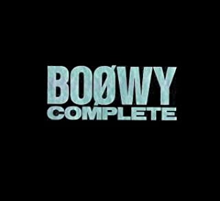 BOOWY COMPLETE 〜21st Century 20th Anniversary EDITION〜