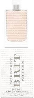 Brit Rhythm Miniature by Burberry for Women - Eau De Toilette, 5ml
