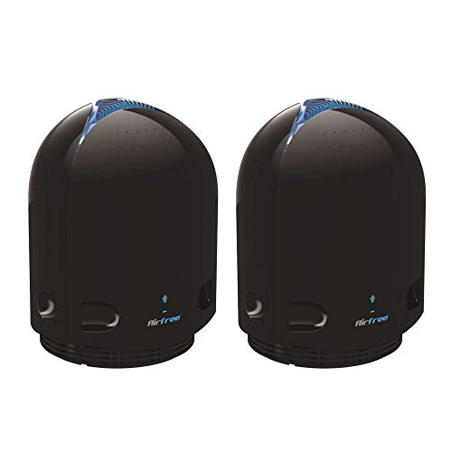 Airfree Onix 3000 Filterless Air Purifier, Pack of 2