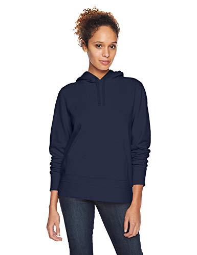 Amazon Essentials French Terry Fleece Pullover Hoodie Athletic, Marino, XXL