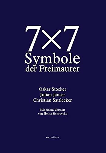 7x7 Symbole der Freimaurer