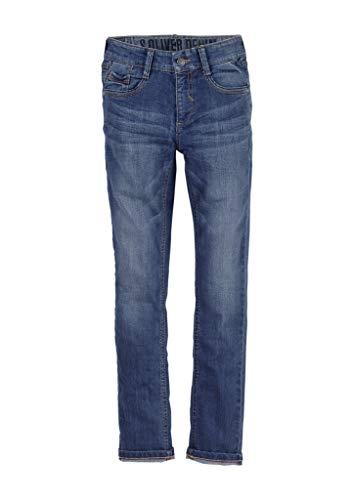 s.Oliver Jungen 75.899.71 Jeans, Blue Denim Stretch Z, 176 Regular