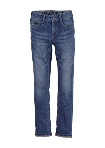 s.Oliver Junior Jungen 75.899.71.0623 Jeans, Blau (Blue Denim Stretch Z), 146
