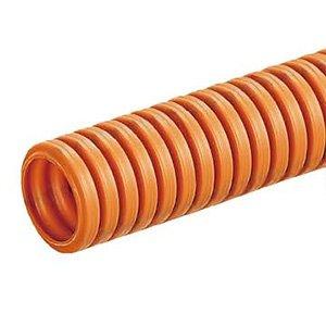 未来工業 CD管 《ミラフレキCD》 サイズ(内径)22mm コンクリート埋没専用 オレンジ MFCD-22