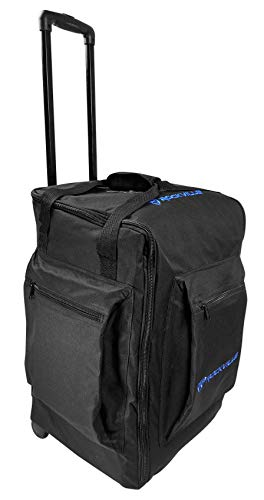 Why Should You Buy Rockville Rolling Travel Bag for Chauvet Intimidator Beam 140SR Moving Head
