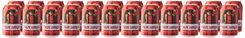 Cruzcampo Cerveza - Paquete de 24 latas x 330 ml - Total: 7920 ml