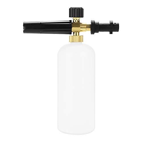 Houkiper - Bouilloire de Lavage en Mousse pour Neige 1L avec laveuse à Haute Pression pour laveuse Karcher série K