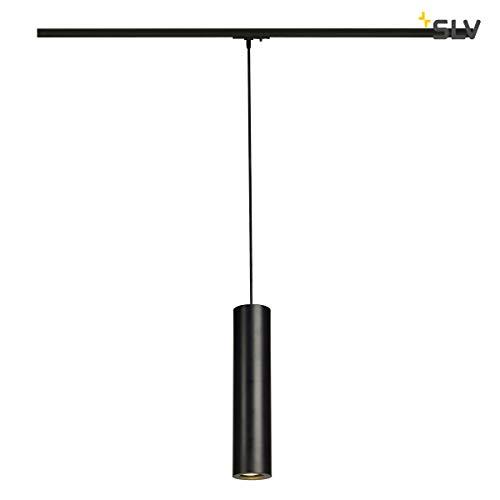 SLV ENOLA_B Indoor-Lampe Aluminium/Stahl Schwarz Lampe innen, Innen-Lampe