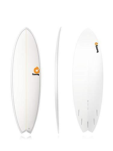 Surfboard TORQ Epoxy 5.11 Pescado Pinlines