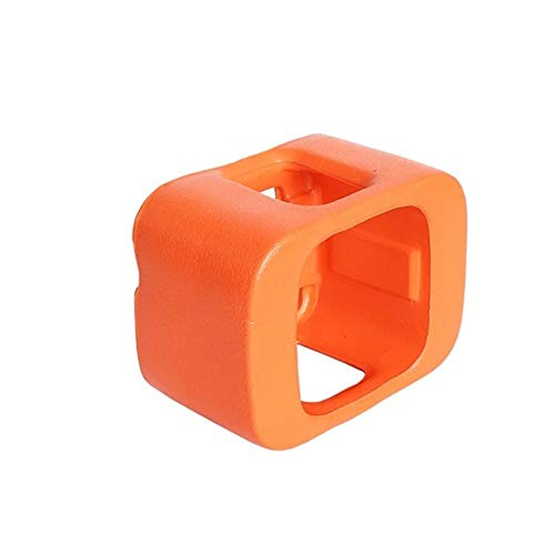 Ping.Feng Floaty Case Protective Case for GoPro Hero Session Hero4 Hero5 S Action Cameras Accessories Camera Stand (Colour : Orange#ff6600)