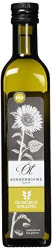 Ölmühle Solling SonnenblumenÖl 500ml - Naturland Bio