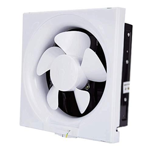 WYBFZTT-188 Ventilador de ventilación: Ventilador de ventilación a través de la Pared, Ventilador de Escape Cuadrado Blanco Ventilación efectiva