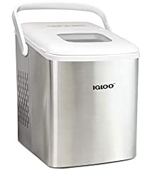 Igloo ICEB26HNSSWL Portable Ice Maker