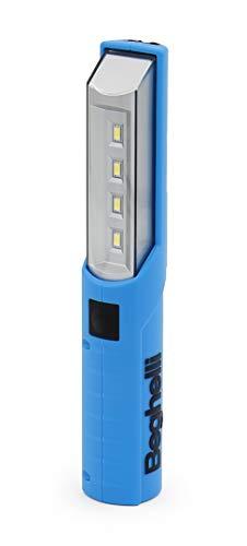 Beghelli 8943 Comoda T-160 lampada LED ricaricabile, 1800 W, 3.7 V, blu