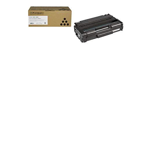 Ricoh 406464 tóner y cartucho láser - Tóner para impresoras láser (Cartucho, Negro, Laser, Aficio SP 3400SF) ✅