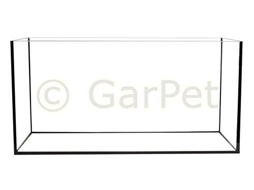 Aquarium Becken rechteckig Standard Größen Glasbecken Glas Aquarienbecken (60x30x30)