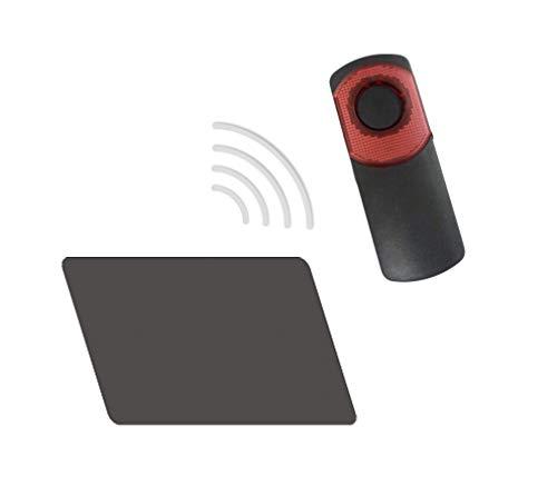 Universal Funk-Trittmatte Sensormatte Besuchermelder Pflegehilfe