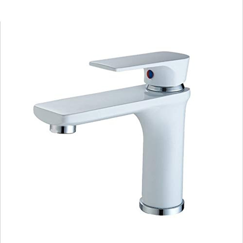 Xiujie Wasserhhne Neues Badezimmer Volles Weies Wasserhahn Heies Und Kaltes Becken DesKupfers Wasserhahn über Gegenbassin Wasserhahn