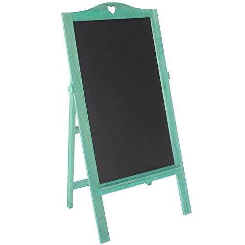 QinWenYan schoolbord voor outdoor A-frame A-frame, schoolbord, tabblad voor marsepein, freestanding