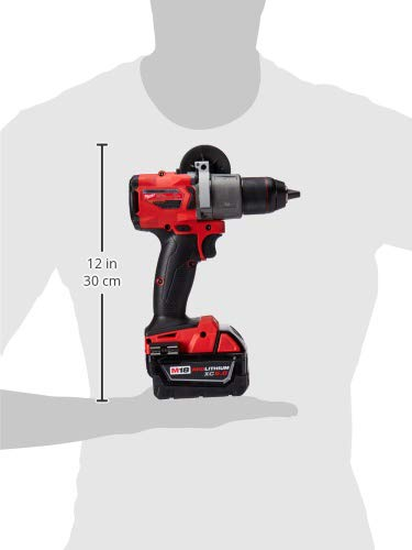 MILWAUKEE'S Electric Tools 2804-22 Hammer Drill Kit