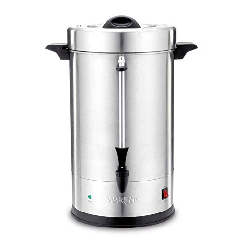 Waring Commercial WCU110 S/S 120V 110 Cup Coffee Urn