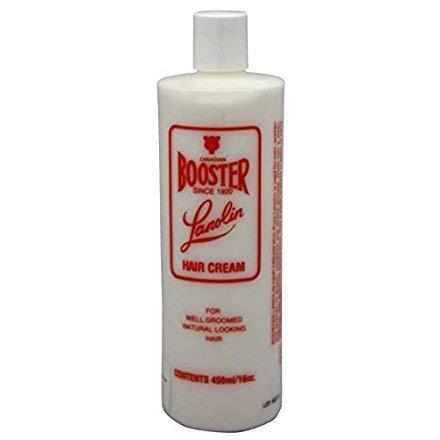 Booster Classic Lanolin Hair Cream, 16 oz.