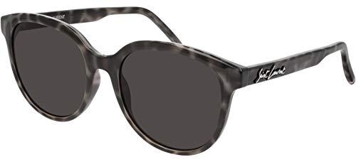 SAINT LAURENT Gafas de Sol SL 317 Grey Havana/Dark Grey 55/19/145 mujer