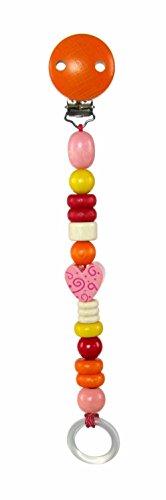 Hess-Spielzeug 13659 - Schnullerkette Prinzessin